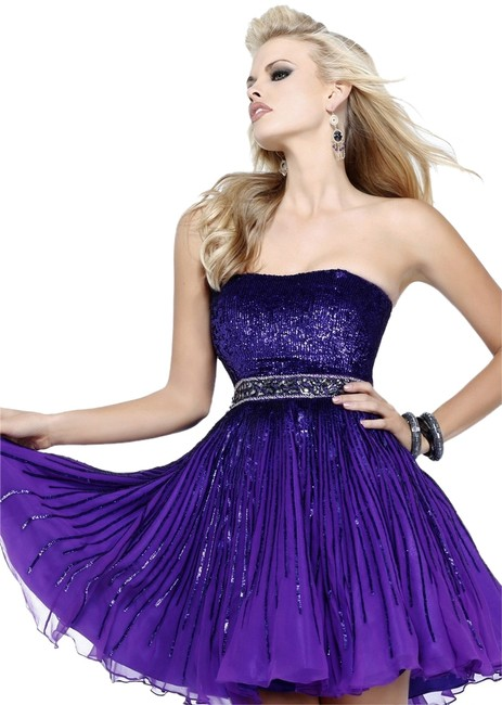 Sherri Hill Size 12 Homecoming Dress