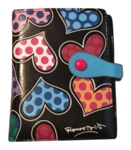 Romero Britto wallet