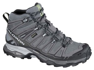 Salomon Pearl Grey Athletic