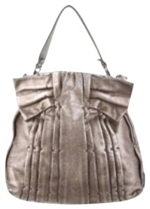 Valentino Tote in pewter