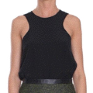 Tibi Top Black