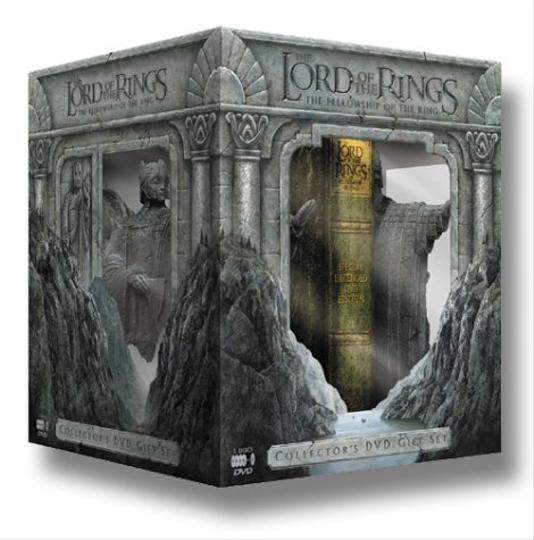 The Lord Of The Rings - The Fellowship Of The Ring Set