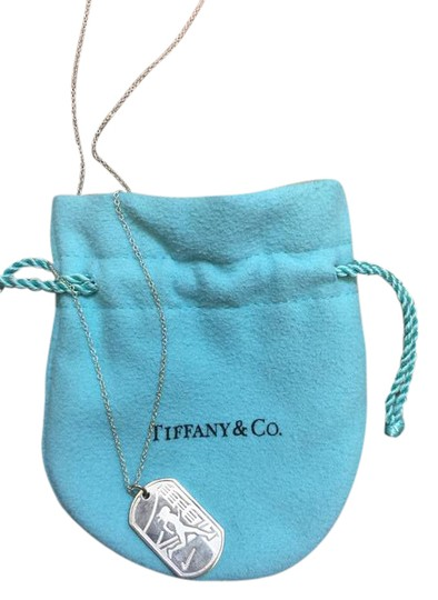 Tiffany & Co. 2012 Nike Women's Half Marathon Tiffany & Co. Finisher's Necklace