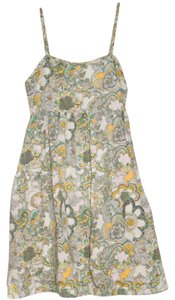Liberty of London for Target short dress Black/Yellow/Green/Pink/White on Tradesy