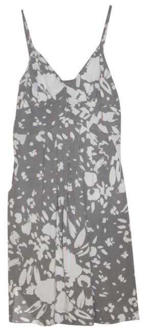 American Eagle Outfitters short dress Gray/White on Tradesy