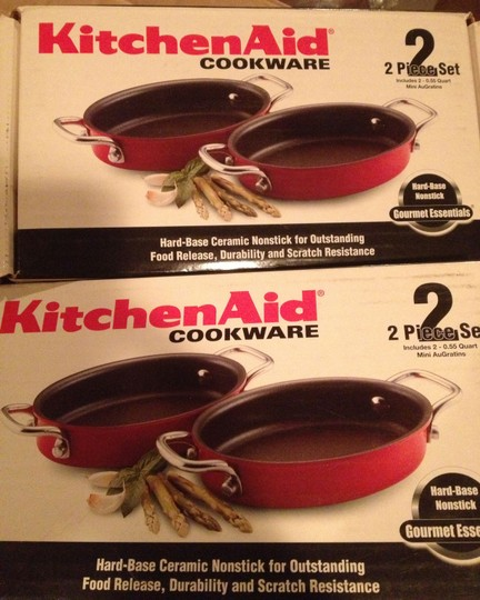Kitchenaid Ceramic Mini Oval Au Gratins