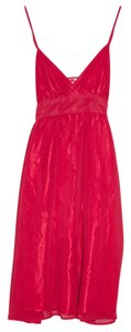 Rue 21 short dress Red on Tradesy