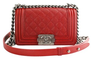 Chanel Leboy Shoulder Bag