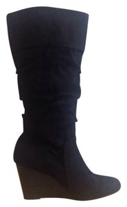 Rampage Black Boots