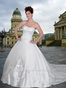 Amy Lee Hilton Bridal Sc112 Wedding Dress