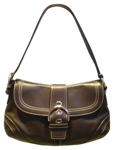 Coach Leather Soho Gently Used Hobo Bag