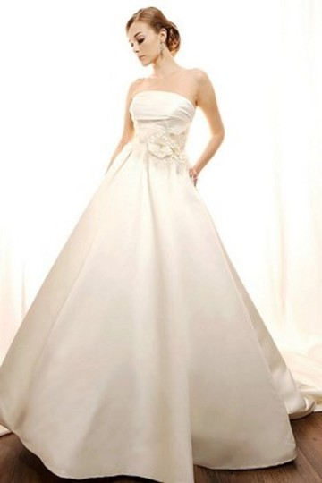Eden White Bl014 Wedding Dress Size 16 (XL, Plus 0x)