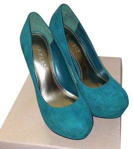 Bakers Teal (box says green) Platforms