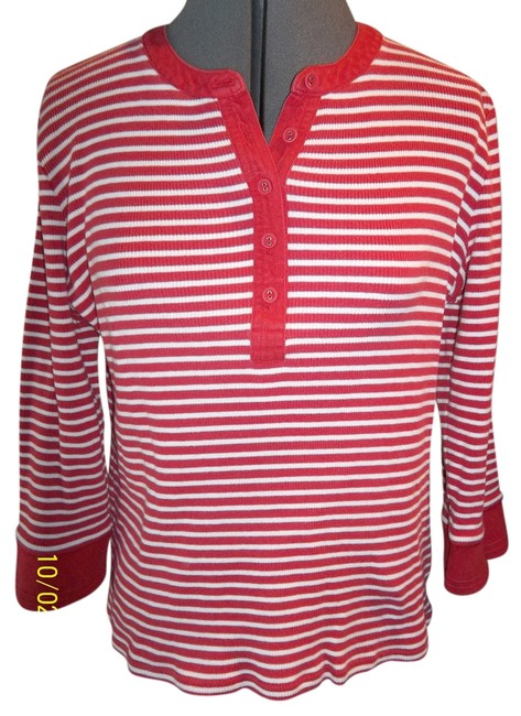 Charter Club Sporty Medium 100%cotton Tunic