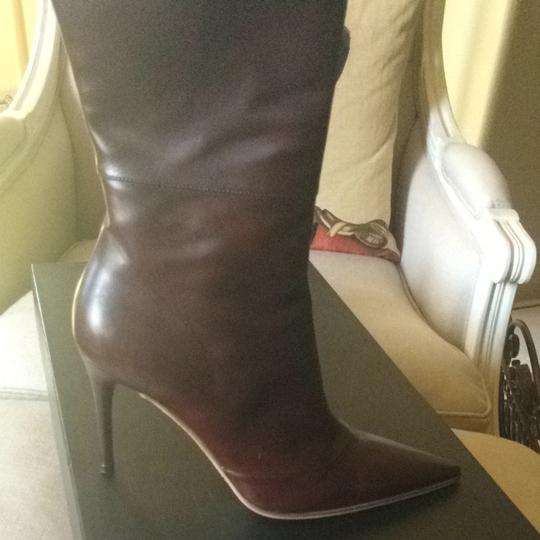 Gucci Rosewood Boots