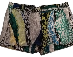 BCBGMAXAZRIA Shorts colorful