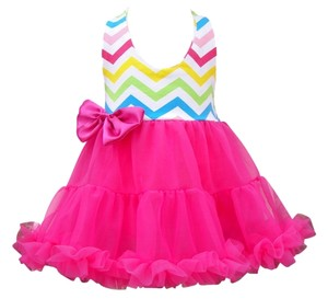 Other Toddler Princess Dress Skirt Pink/ Rainbow