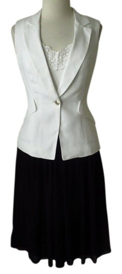 5c730247a41d 80%OFF White House | Black Market New With Tags Sleeveless Linen Size 8 Vest