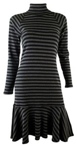 Ralph Lauren Longsleeve Striped Stretchy Dress