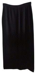 St. John Collection Skirt Black