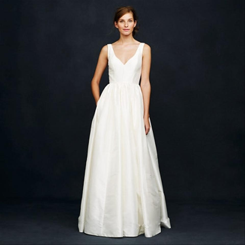 J crew karlie ball gown wedding dress tradesy weddings for J crew wedding dresses