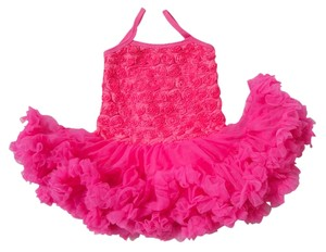 Other Skirt Hot Pink Combo