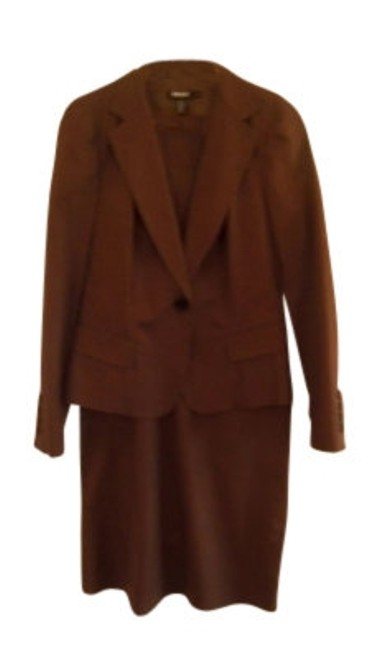 Preload https://item1.tradesy.com/images/dkny-sleeveless-dress-and-jacket-chocolate-brown-skirt-suit-size-8-m-12045-0-0.jpg?width=400&height=650