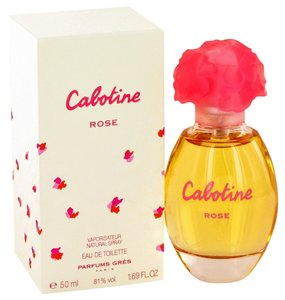 Parfums Gres CABOTINE ROSE by PARFUMS GRES ~ Women's Eau de Toilette Spray 1.7 oz