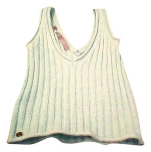Guess Sea Stretchy Top see foam green