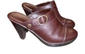 Eurostep Brown Mules