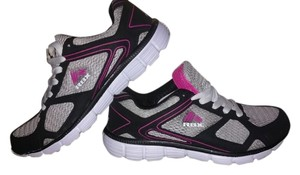 RXB Black,white,pink,and silver Athletic