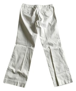 Tory Burch Relaxed Pants White