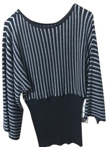 Anne Klein Ribbed Kimono Career Office Date Night Sweater