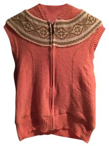 Free People Quilted Hooded Fall Winter Vest
