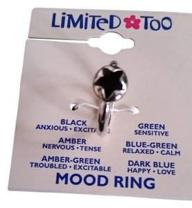 Limited Too Mood Ring Limited Too
