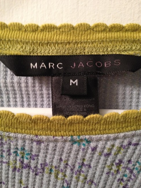 Marc Jacobs Thermal Longsleeve Designer Sweater