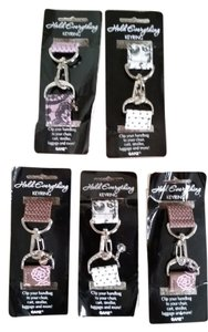 Nancy Ganz Hold Everything Key Ring