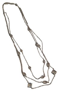 Park Lane Necklace Sweet Clear Glass Beads