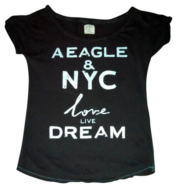 American Eagle Outfitters Vintage T Shirt Gray