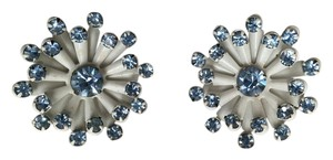 Other Vintage 1950's Starburst Clip-on Earrings