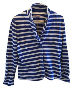 Gap Blue/White Blazer