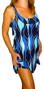 Guess By Marciano short dress Retro Multi Blue on Tradesy