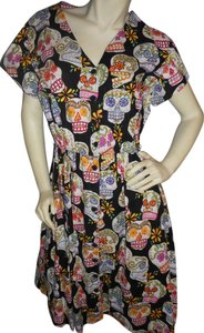 Shirley's Orininal Skull Dress