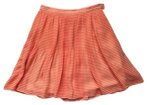 French Connection Mini Skirt Orange