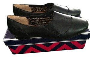 Seychelles Leather Black Flats