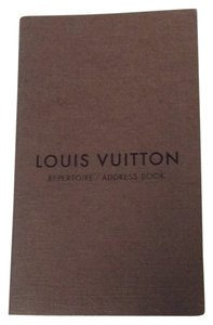 Louis Vuitton Louis Vuitton address book for agenda