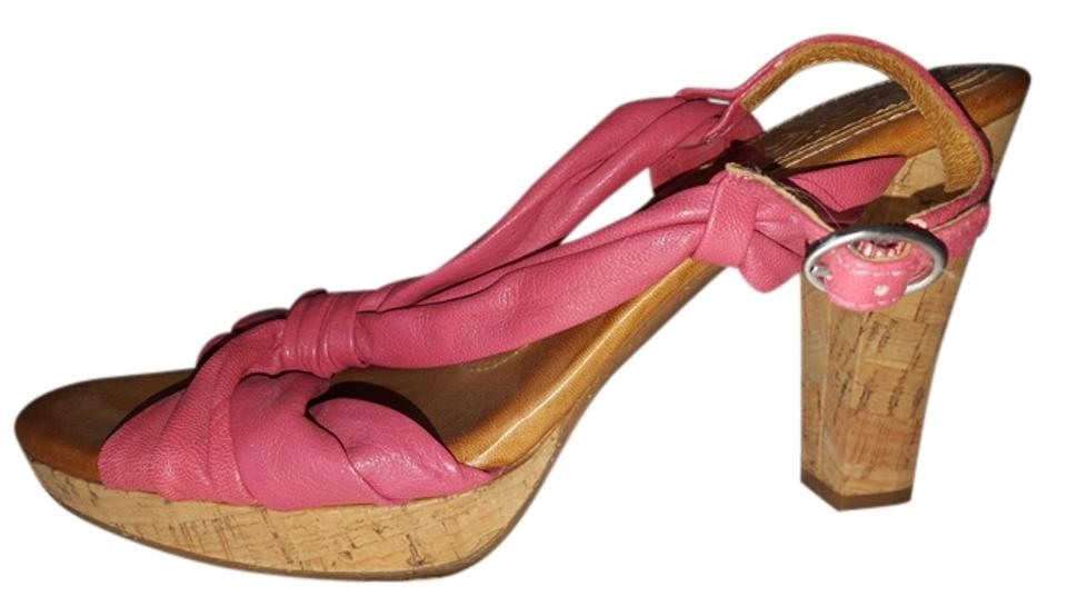 Naya Open Cherry Pie Pink Wind Open Naya Toe Sandals 94768a