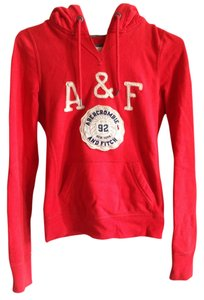 Abercrombie & Fitch Logo Hoodie Monogram Sweater