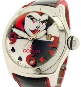 Corum Corum Joker Bubble Limited Edition Watch 82.240.20 Box and Papers