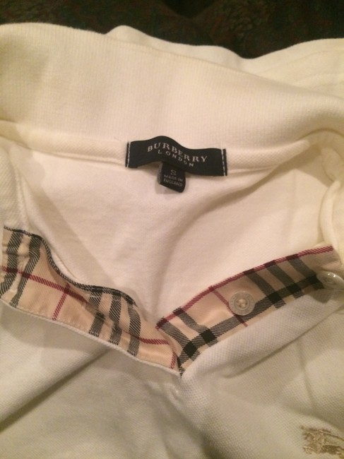 Burberry Top White Image 4